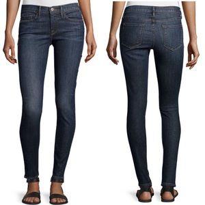 FRAME DENIM Le Skinny De Jeanne Jeans in Harvard